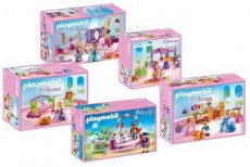 Playmobil Princess 6850 6851 6852 6853 6854
