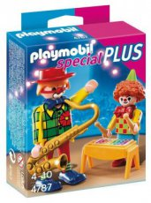 Playmobil Special Plus 4787 - Musical Clowns