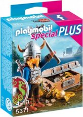 Playmobil Special Plus 5371 - Viking with Treasure
