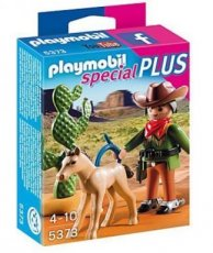 Playmobil Special Plus 5373 - Cowboy with Foal