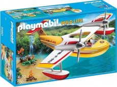 Playmobil Wild Life 5560 - Firefighting Seaplane
