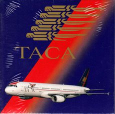 Taca Airlines Airbus A321 scale model Schabak